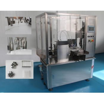 Dental Cartridge Filling,Stopper&Capping Machine for sale