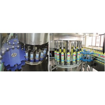 Rotary Bottle Self-Adheisve Labeling Machine for sale