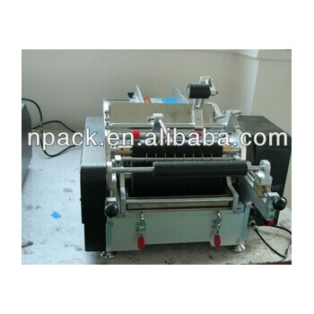Semi-Automatic Glue Labeling Machine for sale