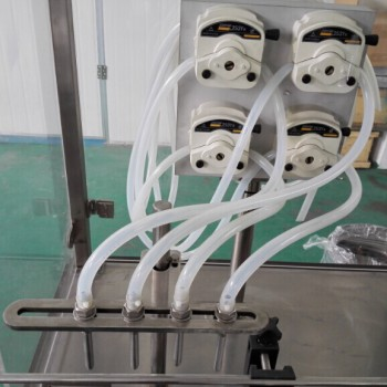 Liquid Filling and Capping Machine for sale