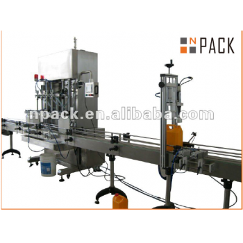 Automatic Olive Oil Filling Machine for sale