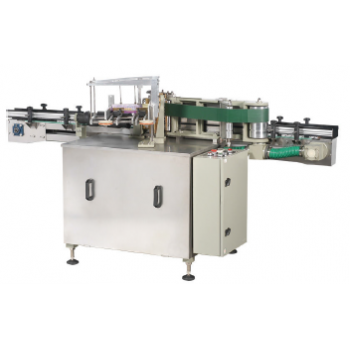 Automatic Bottle Glue Labeling Machine
