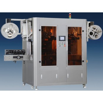 Automatic Heat Sleeving Labeling Machine