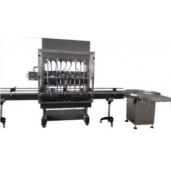 Corrosive Liquid Filling Machine