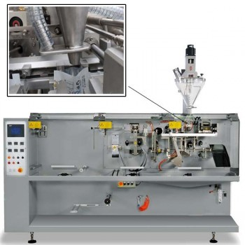 Horizontal Pouch From Filling Sealing Machine