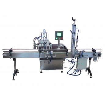 NP-EVF Economy Automatic Liquid Filling Machine