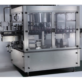 Rotary Bottle Self-Adheisve Labeling Machine