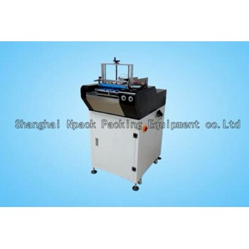 Semi-Automatic Hot Glue Labeling Machine