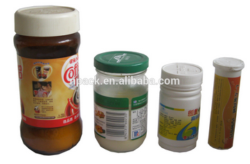 Vertical-Round-Bottle-Labeling-Machine-Customized