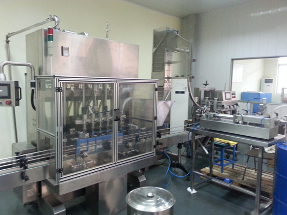 Automatic Motor/Engine Oil Filling Machine