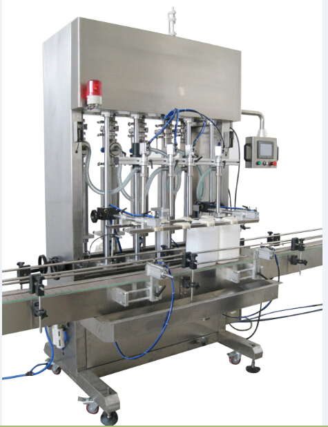 Viscosity Liquid Filling Machine