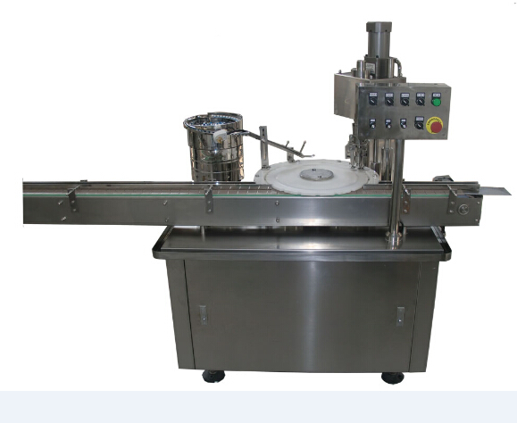 crimping capping machine for vial