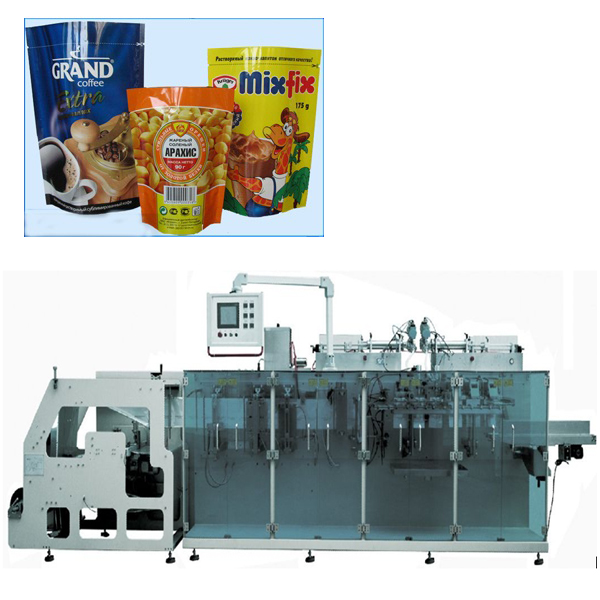 doypack filling sealing capping machine