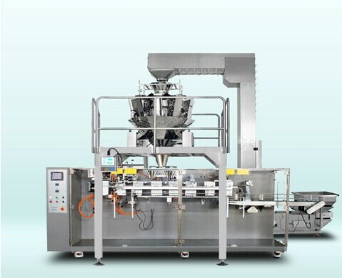 Automatic Premade Pouch horizontal  Packing Machine