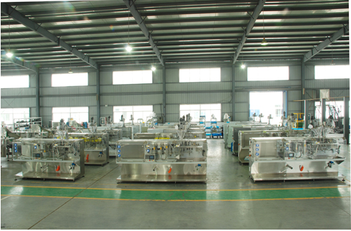 paste sachet packing machine
